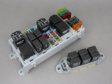 MTA Modular Fuse & Relay Holding System