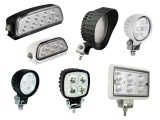 LED Work & Flood Lamps