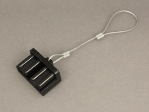 Black Plastic Internal Protective Cover For SB175 Power Connector