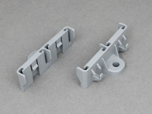 Mounting Brackets For Double Modules (Pair)