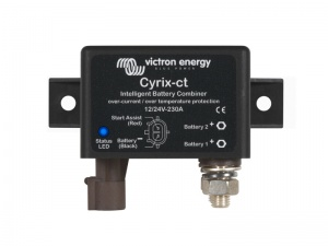 12v / 24v 230A Victron Cyrix-ct Voltage Sensitive Relay (Battery Combiner)