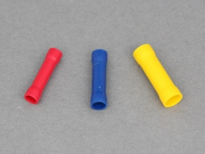 Butt Connectors (Red/Blue/Yellow)