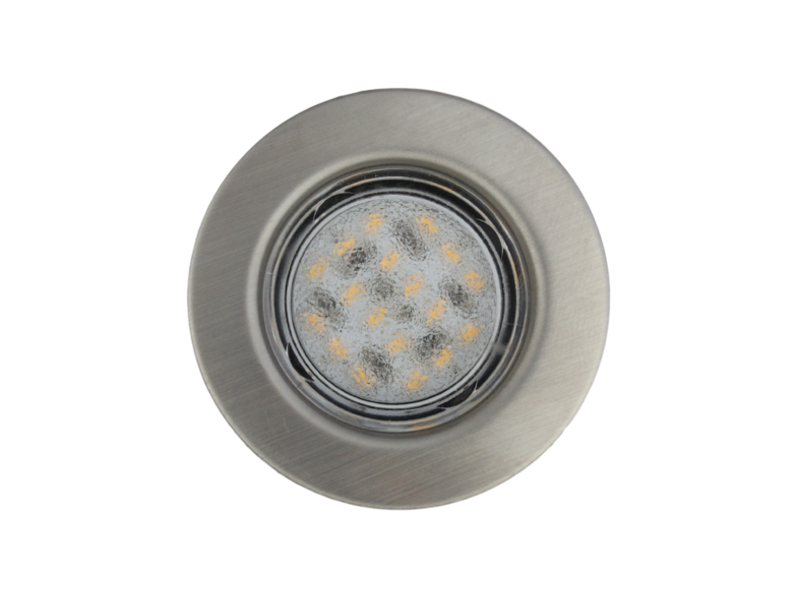 12v led vega 48 18 led recessed downlight motorhomes caravans
