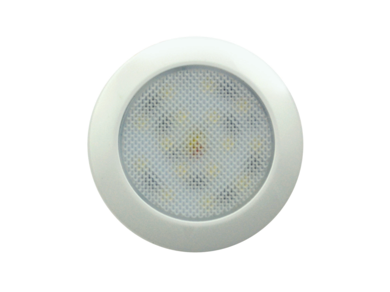 Battery Terminal Covers >> Ultra Low Profile 12V LED Ceiling Lights | 12 Volt Planet