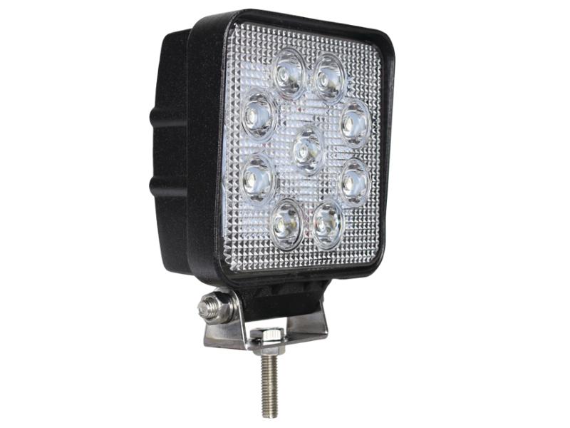 Slimline High Power Square Led Work Lamp 10 30v 12 Volt