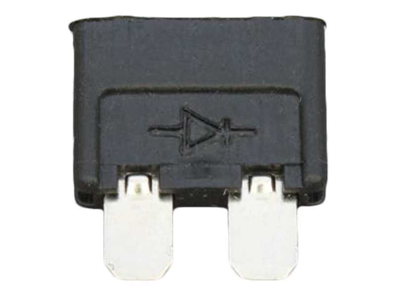 fuse box diode fuse box or breaker box standard blade type diode 1000v 1a | 12 volt planet
