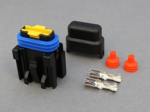 Splashproof Standard Blade Fuse Holder