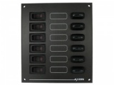 6-Way Mini Switch & Fuse Panel