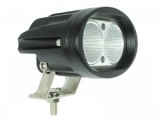 Compact Oval LED Work Lamp 10-30V DC