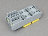 Module For 4x Micro Relays & 6x Mini Blade Fuses