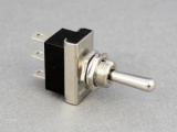 ON/OFF/ON Toggle Switch - 25A@12V (1 Pole)