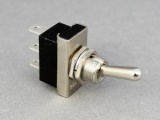 ON/ON Toggle Switch - 25A@12V