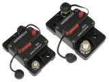 Waterproof, Switchable, Surface Mount Circuit Breakers