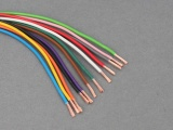 Single Core Thin Wall Cable - 1.0mm² 16.5A