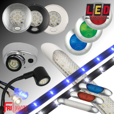 New Interior LED Lighting Range Now Available