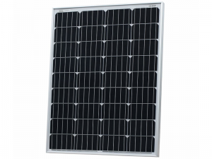 100W Monocrystalline Rigid Framed Solar Panel
