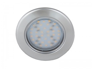 Vega 75 Downlight - Matt Chrome