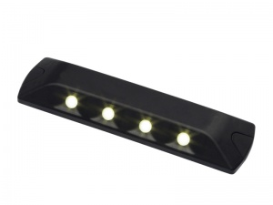 Labcraft Scenelite S18 Waterproof Exterior LED Light - Black (10-32V)