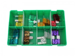 16 Piece Maxi Blade Fuse Assortment Kit