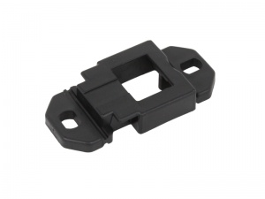 Double Hole Fixing Plate For Blade Fuse Holders