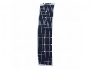 80W Monocrystalline Semi-Flexible Solar Panel (Narrow)