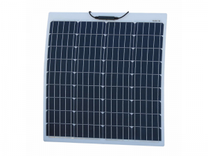 80W Monocrystalline Semi-Flexible Solar Panel