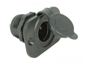 Blue Sea Systems Weatherproof 12V DC Socket