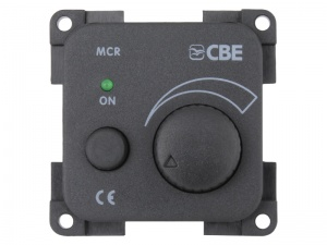 CBE 12V Electronic Dimmer - Grey