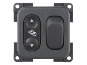 CBE Step + Light Switch - Grey