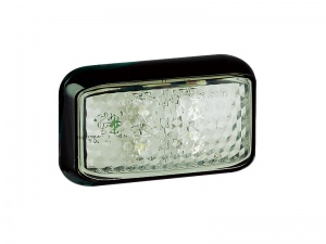 Compact Front Marker Light - White (35 Series)