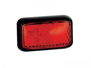 Compact Rear Marker Light - Red (35 Series)