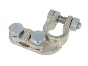 HD Positive Battery Terminal Clamp For Single Cable (40-95mm²)