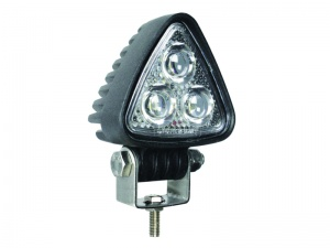Triangular Compact LED Work Lamp - 750 Lumens