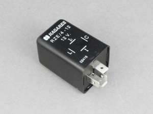 12V Universal 'Lights On' Warning Relay/Buzzer - 72 db