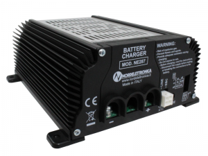 Nordelettronica NE287 12V Battery Charger - 21A
