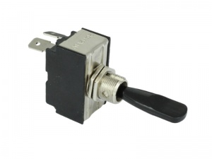 OFF/ON/ON+ON Toggle Switch - 25A@12V