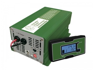 Portable Power Technology - Premium Battery Charger - 12V 15A