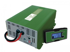 Portable Power Technology - Premium Battery Charger - 12V 30A