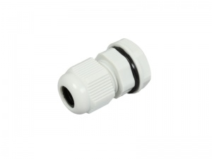 Plastic Cable Gland For 3 - 5mm Dia. Cable