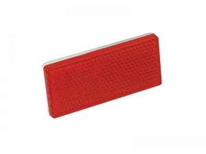 Red Rectangle Reflector (7030 Series)