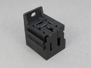 High Current Standard (Mini) Relay Socket - Max. 9 Terminal Relays