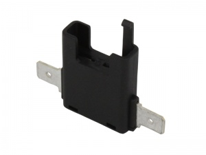 Standard Blade Fuse Holder With Retaining Clip - 20A