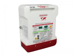 Sterling 'Pro Charge Ultra' Battery Charger - 12V 20A