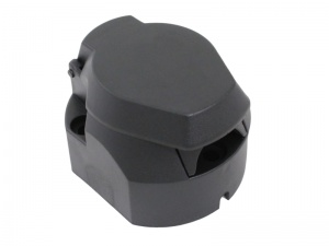 Continental/Euro (13 Pin) Socket (With Fog Light Cut-Off Switch) - 12V