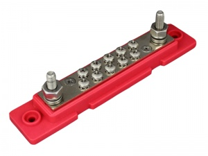 VTE 150A 10 Point Positive Distribution Block/Busbar