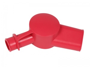 VTE 795 Series Terminal Insulator - 3 Way - Red