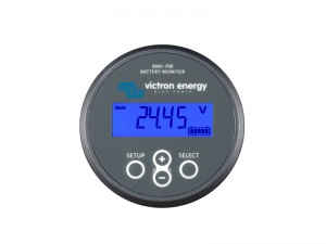 Victron BMV-700 Multi-Function Battery Monitor (1 Battery/Bank)