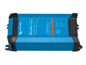 Victron Blue Smart IP22 Bluetooth Battery Charger - 12V 20A, 3 output