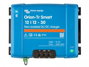 Victron Orion-Tr Smart 12/12-30A Non-isolated DC-DC charger
