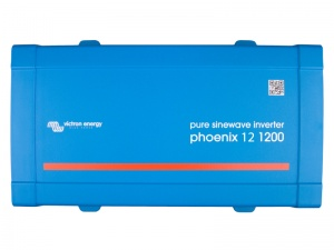 Victron Phoenix Pure Sine Wave Inverter - 12V 1200W (VE.Direct-enabled)